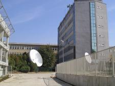 """ogrodzenie palisadowe (""""TVP"""" Warszawa)"""