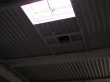 """konstrukcja pod świetliki dachowe (""""ANEKS"""" Jaworzno)"""